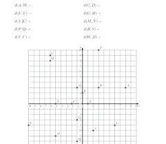 Blank Coordinate Plane Worksheets Coordinate Grid Worksheets