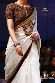Graduation Saree Design Saraswathy Gopalakrishnan Designer Kerala Sari Stay Young