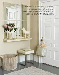entryway furniture with mirror. five ways to style a small foyer entryway mirrorentryway furniture with mirror w