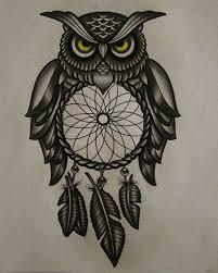 Colorful Owl татуировка On Pinterest Owl татуировки татуировки и