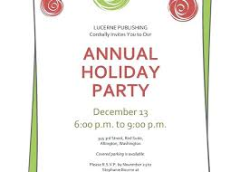 Downloadable Christmas Party Invitations Templates Free Impressive Free Downloadable Holiday Invitation Templates Emotisco