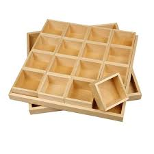Plain Wooden Boxes To Decorate Plain Wooden Storage Box 100 lift out compartments Lid Craft 68