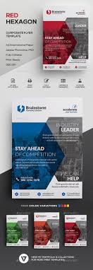 best ideas about business flyer templates stylish corporate business flyer template