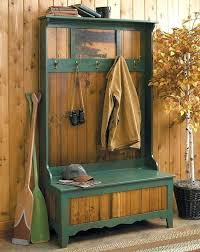 Coat Racks With Benches Entry Bench Coat Rack Diy My Cottage Charm Mudroom 100asydollars 2