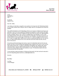Formal Letter Template Example Business Format Pdf Complaint