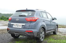 2018 hyundai creta review. plain creta hyundai creta diesel rear end review in 2018 hyundai creta review