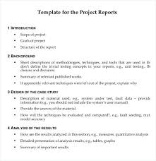 psychology case study template template case study report template