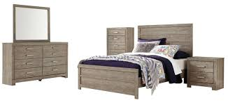ashley culverbach panel bedroom set in by furniture gray 2