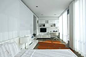 home office in bedroom home office in master bedroom all white modern home office in master home office in bedroom