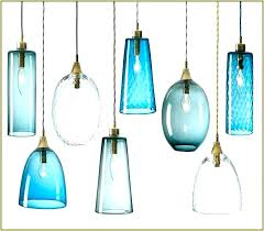 glass pendant lamp shades glass pendant light shades new blue shade regarding hanging lamp plans glass glass pendant lamp shades