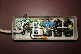stovenour net x 10 trap Power Strip Wiring Diagram power strip w inductor Wiring Diagram AC Power Strip