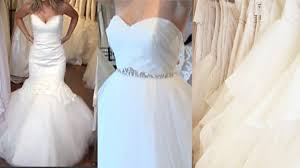 Come Wedding Dress Shopping With Me My Tips Experience Youtube