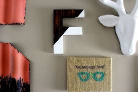 2F2015 10 17 DIY Painted Color Block Letters