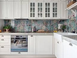 Superior Rental Rehab: 13 Removable Kitchen Backsplash Ideas