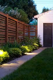 fence lighting ideas. best 25 landscape lighting ideas on pinterest design yard and outdoor garden fence n