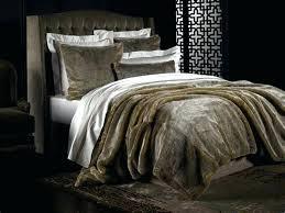 faux fur bedding sets image of king size faux fur bedding faux fur comforter set king