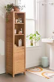 Silvia Bamboo Bathroom Storage Shelf Urban Outfitters Bamboo Bathroom Diy Bathroom Storage Bathroom Interior Design