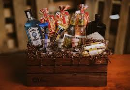 the brobasket gift baskets for men gin gifts hendricks gin gifts ay
