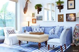 Striped Rug In Living Room Collectible Style In A One Bedroom Nyc Apartment Before After