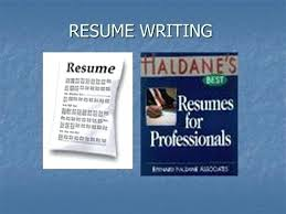 Resume Powerpoint Presentation Personal Resume Presentation