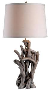DRIFTWOOD FURNITURE  Cast Away Table Lamp