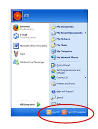 Turn Off Computer Turning Off Your Computer