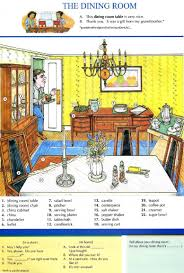 Kitchen Furniture Names Kitchen Furniture Vocabulary