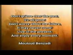 Live In The Moment Quotes Live in the moment quotes don't grieve over the past YouTube 74