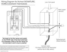 nuheat home thermostat. Plain Thermostat Nuheat_TStat_GeneralWiringDiagram Inside Nuheat Home Thermostat I
