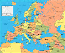 World Map Europe And Asia Europe And Asia Map And Travel Information Download Free Europe