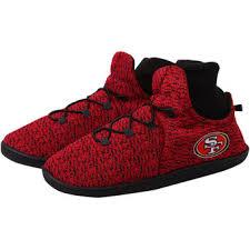 nike 49ers shoes. men\u0027s san francisco 49ers knit sneaker slippers nike shoes 0