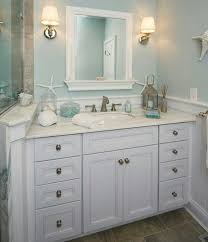 beach style bathroom. Delighful Style Beach Themed Bathroom Mirrors  Theme Bathroom I Like The Mirror And  Wall Color For Home Throughout Style O