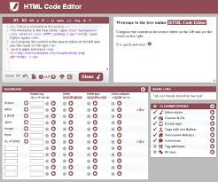 HTML Code Editor - Instant Preview