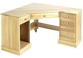 oak desks for home office. Unfinished Wood Computer Desk Oak Corner Home Office Furniture Absurd Pictures Desks For