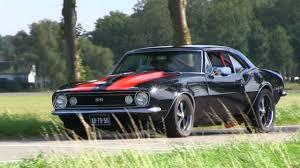 1967 Chevrolet Camaro SS | LOUD V8 SOUND! - YouTube