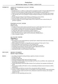 Etl Tester Resume Sample Analyst Tester Resume Samples Velvet Jobs 8