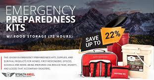 <b>Emergency</b> Preparedness <b>Kits</b> 72 Hour Disaster <b>Survival</b> Supplies ...