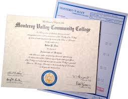 the best fake diplomas transcripts degrees online  fake community college degree
