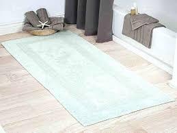 bath mat runner cotton bath mat plush percent cotton long bath bathroom rug runner bath rug bath mat runner
