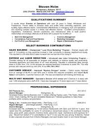 Retail District Manager Resume Resume Work Template