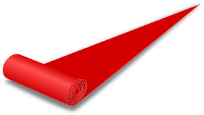 carpet roll clipart. red carpet clipart roll f