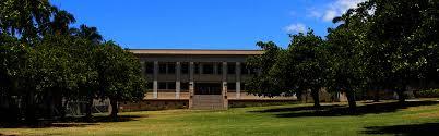 School Of Architecture University Of Hawaii At Manoa