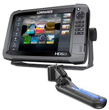 Lowrance 000 13265 001 Hds 9 Gen3 Insight W Totalscan T M Transducer