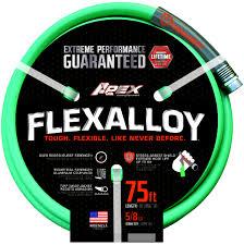 apex garden hose. teknor apex 8550 75 5 8x75 flexalloy water hose 031724855072 1 garden
