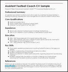 Resume Coach New Basketball Resume Template Coaches Resume Coaching Resume Samples