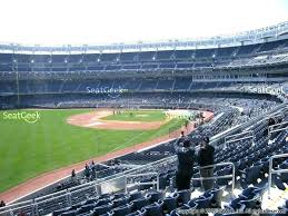 Si Yankee Stadium Seating Chart Yankee Virtual Seating Yankee Stadium Seating Chart Ga01 Sun