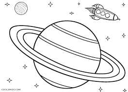 Small Picture Printable Planet Coloring Pages For Kids Cool2bKids Space