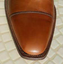 cleaned toe