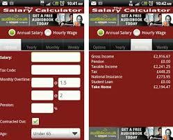 Salary Calculator The Salary Calculator Apk Download latest version 100100 ukco 37