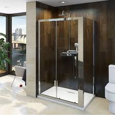 cost to fit replace shower cubicle